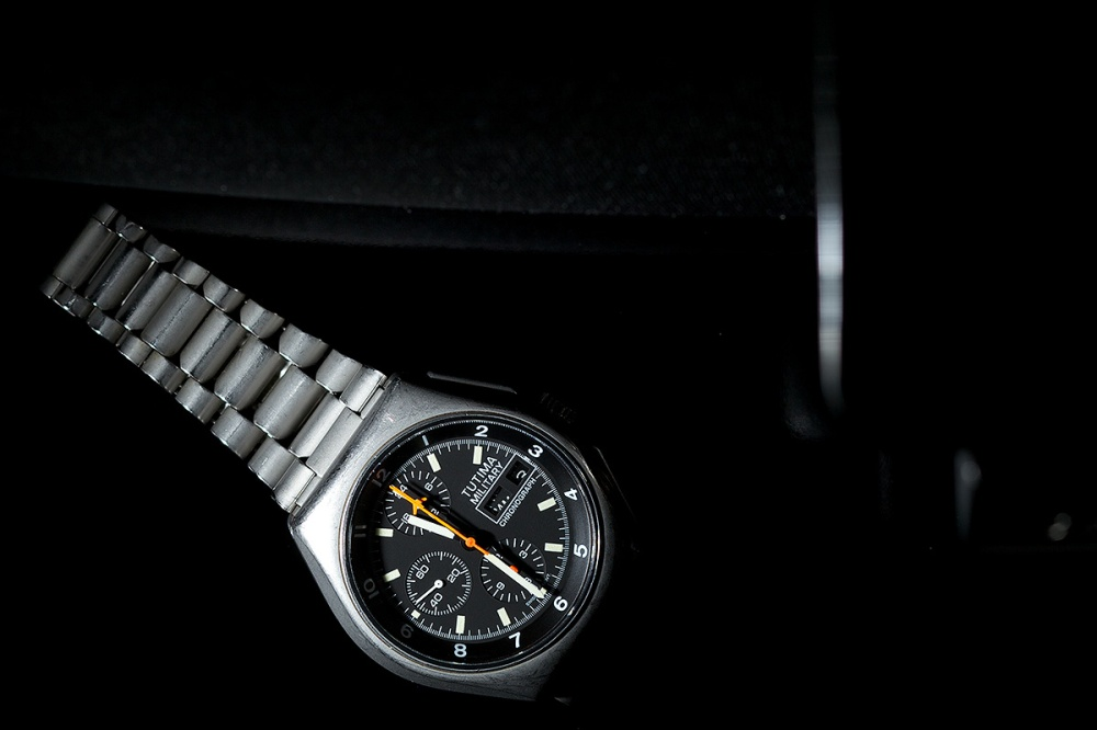 Tutima Military Chronograph 02